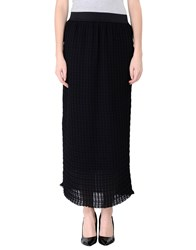 Alpha Studio Skirts Long Skirts Women Black