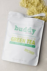 Anthropologie Buddy Scrub Green Tea Body Scrub