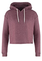 Superdry Hoodie Canyon Berry Jaspe Bordeaux