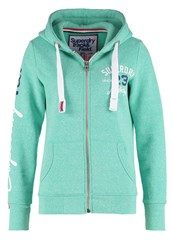 Superdry Tracksuit Top Snowy Hot Mint