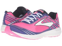 Brooks Asteria Knockout Pink Clemantis Black Women's Running Shoes