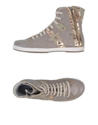 Manas Design Manas High Tops And Trainers Dove Grey