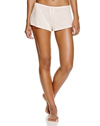 Eberjey Love Letters Shorts Rose Balm
