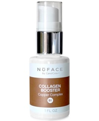 Nuface Collagen Booster Copper Complex Serum 1 Oz