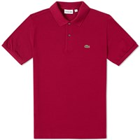 Lacoste Classic L12.12 Polo Burgundy