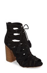 Mia Women's Cara Lace Up Gladiator Bootie