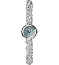 Links Of London Effervescence Silver Plated Watch