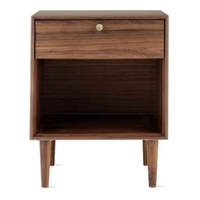 Americanmodern Side Table Walnut Design Within Reach