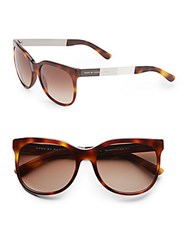 Marc By Marc Jacobs 56Mm Oversized Oval Sunglasses Tortoise