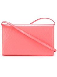 Paul Smith Shoulder Bag Pink And Purple