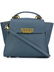 Zac Posen 'Eartha Convertible' Tote Blue