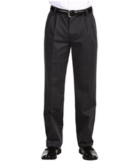 Dockers Signature Khaki D3 Classic Fit Pleated Charcoal Heather Men's Casual Pants Gray