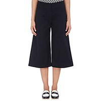 Harvey Faircloth Women's Oxford Culottes Navy