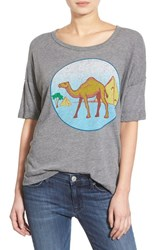 Women's Chaser Boxy Short Sleeve Graphic Tee
