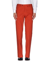 Malo Trousers Casual Trousers Men Rust