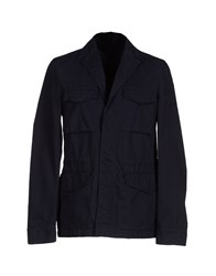 Seventy Suits And Jackets Blazers Men Dark Blue