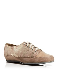 Munro American Munro Lace Up Sneakers Petra Camo Print Taupe