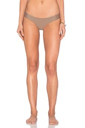 Luli Fama Cosita Buena Buns Out Bikini Bottom Metallic Gold