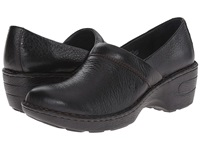 Born Toby Ii Black Women's Clog Shoes