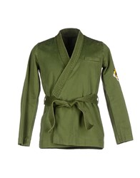 Marc By Marc Jacobs Suits And Jackets Blazers Men Military Green