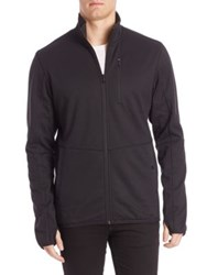 Victorinox Solid Long Sleeve Jacket Black