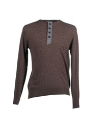 Become Crewneck Sweaters Cocoa