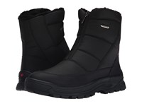 Pajar Canada Ice Pack Black Men's Hiking Boots