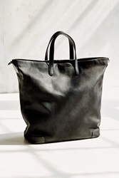 Silence And Noise Silence Noise Structured Base Pebbled Tote Bag Black
