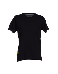 Pagano T Shirts Black