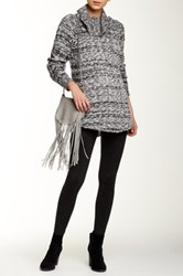 Shimera Heathered Legging Black