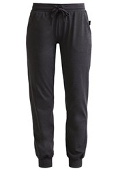 Venice Beach Telsia Tracksuit Bottoms Black Melange