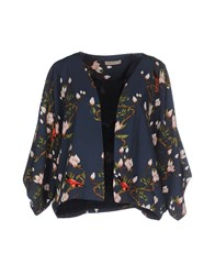 Darling Suits And Jackets Blazers Women Pastel Blue