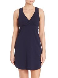 Naked Essential Cotton Chemise Blue