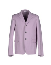 Jil Sander Suits And Jackets Blazers Men Lilac