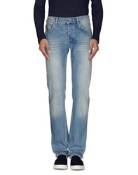 Fred Mello Denim Denim Trousers Men Blue