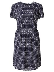 John Lewis Collection Weekend By Bird On A Wire Dress Mono Print