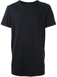 Ann Demeulemeester Grise 'Jeronimo' T Shirt Black