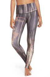 Onzie Women's Graphic High Rise Leggings