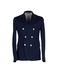 Brian Dales Suits And Jackets Blazers Men Dark Blue