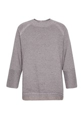Great Plains Parisian Ottoman Stitch Jumper Grey