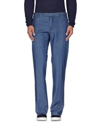 Santaniello And B. Denim Denim Trousers Men