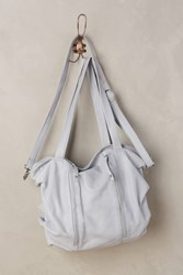 Anthropologie Daffodil Tote Light Blue