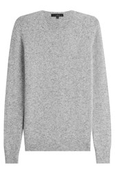 Iro Pullover With Wool Silk Cotton And Alpaca Grey