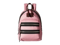 Marc Jacobs Nylon Biker Mini Backpack Pink Fleur Backpack Bags