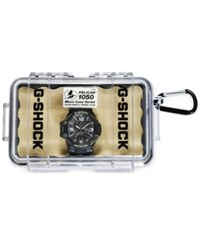 G Shock Men's Analog Digital Black Strap Watch Gift Set 51X52mm Ga1000 9Ghe Only At Macy's
