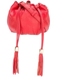 See By Chloe 'Vicki Evening' Crossbody Bag Red