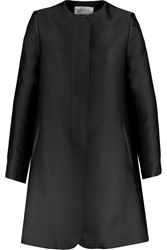 Goat Satin Coat Black
