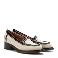 Acne Studios Penny Canvas Loafers