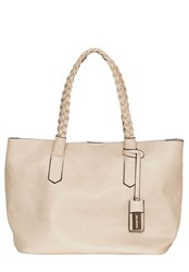 Hallhuber Shopper With Braided Top Handles