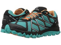 Scarpa Proton Maldive Black Women's Shoes Blue